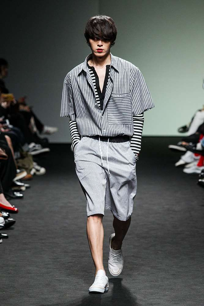 Male Fashion Trends: Dohn Hahn Spring-Summer 2017 - Seoul Fashion Week