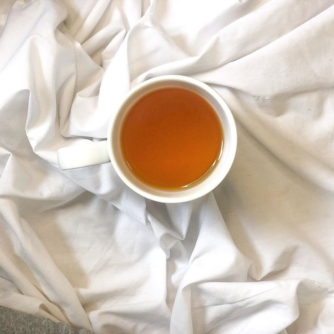 I begin end my day with rooibos tea not only does it