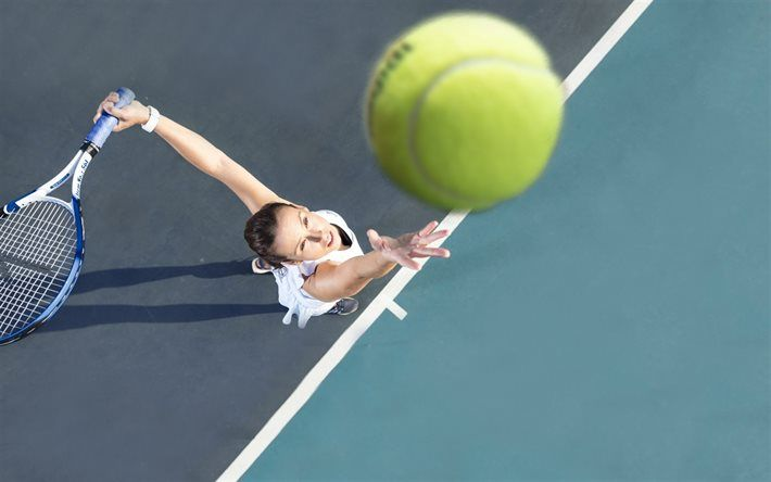 Image result for factors about tennis ball