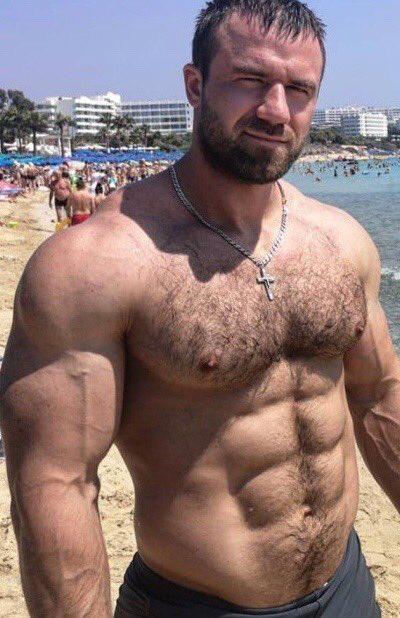 picture Hairy Muscle Guys hairy muscle men scruffy men muscular men