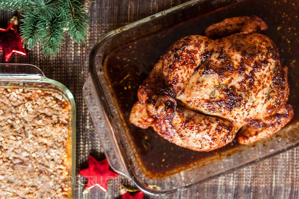 Pollo Navideño // Peruvian Christmas Chicken