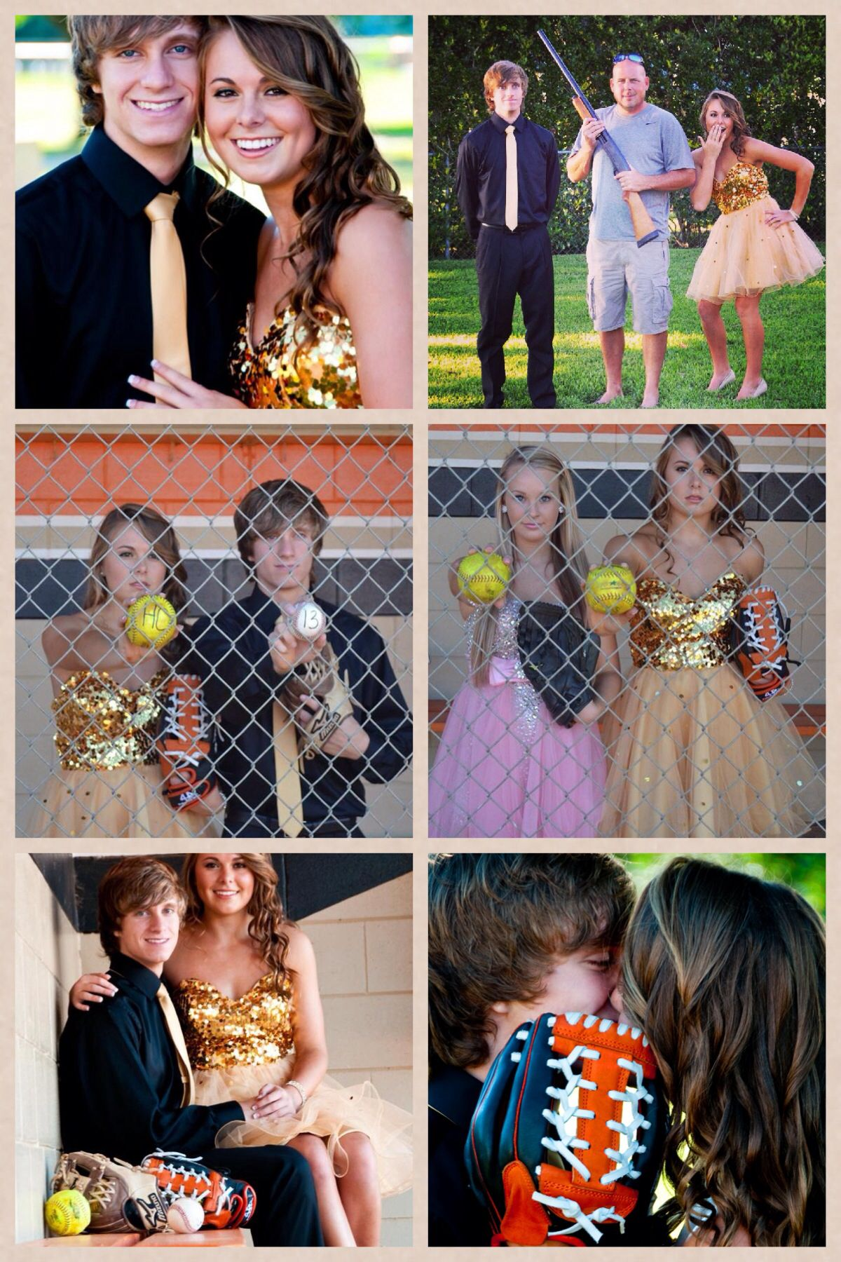 Homecoming Pic Cutest Thing Ever Ill Have This My Senior Year No Doubt But The Guy Is My Mystery Right Now Softball Baseball