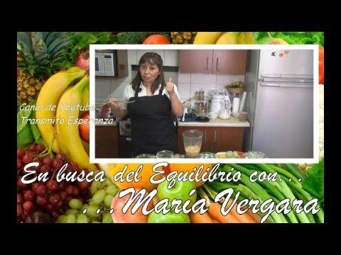 En busca del Equilibrio con....María Vergara - Capítulo 4 - YouTube