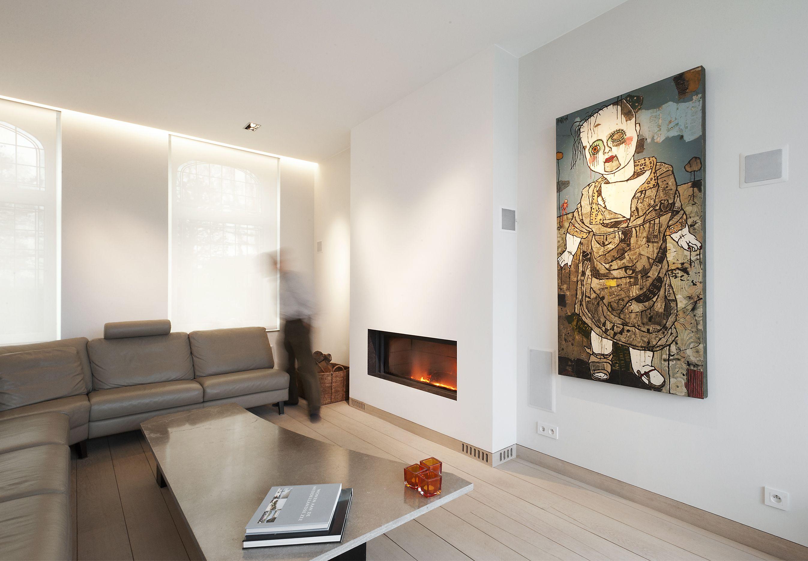 1000  images about cheminées design bois   wood design fireplaces ...