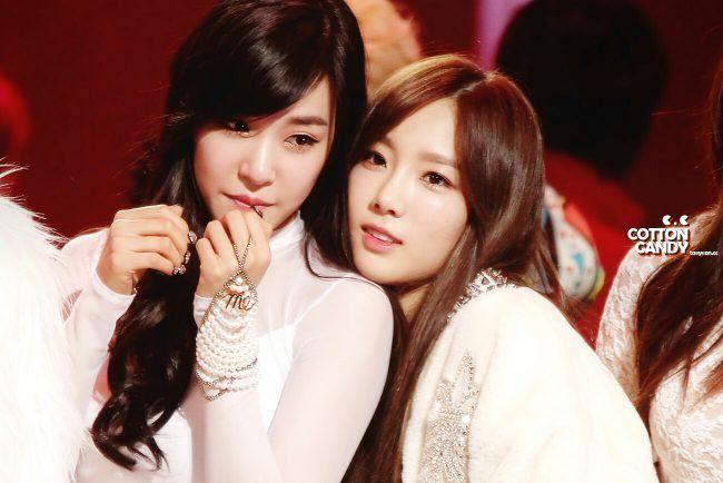 Tiffany, Taeyeon