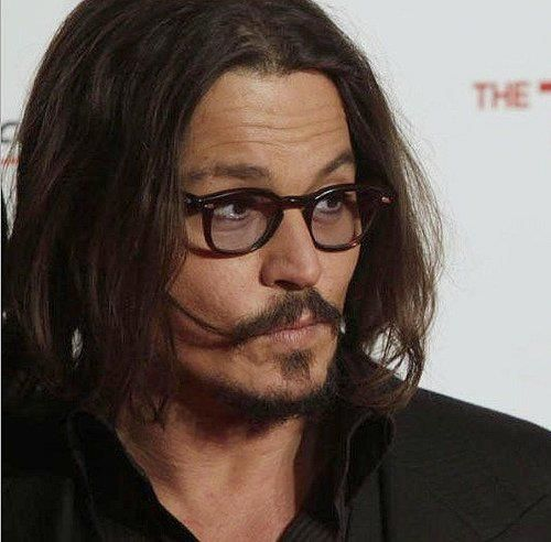 Johnny Depp Images Johnny With Long Hair Wallpaper And Background Photos Johnny Depp Long Hair Johnny Depp Hairstyle Long Hair Styles Men