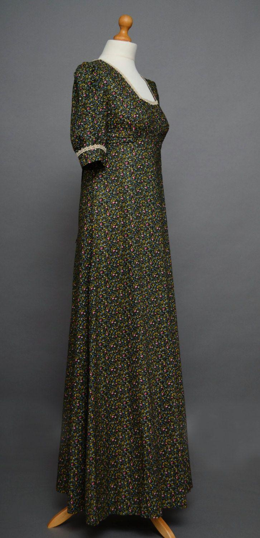 1960's Floral Maxi dress von JuneGeorge auf Etsy, £30,00 ...