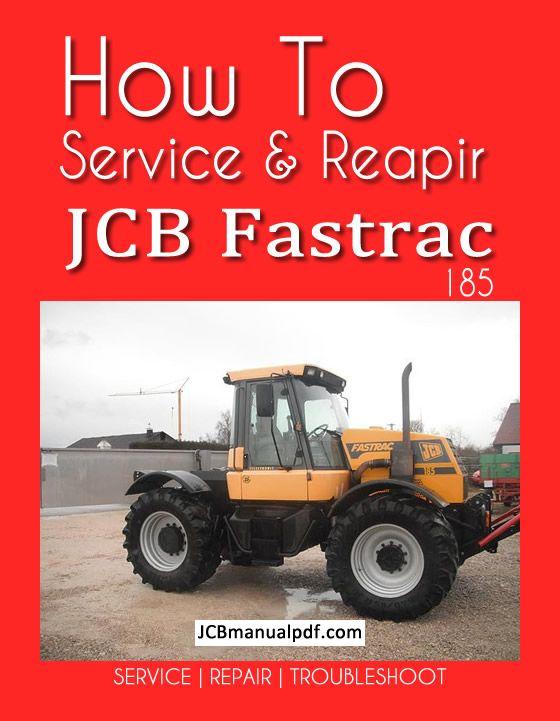Jcb Fastrac 185 Service Manual Pdf