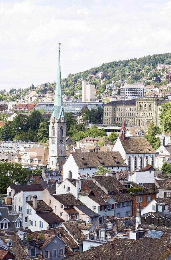 Information About Zurich