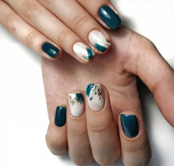 Stylish Fall Nail Art Design Ideas Trends 2019 2020 Fall Nail Art Fall Nail Designs Gel Nail Colors