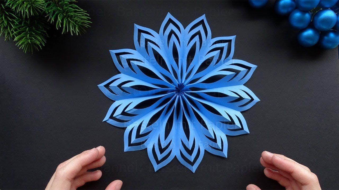 Weihnachtsbasteln Papier.Basteln Weihnachten Diy Sterne Basteln Mit Papier Weihnachtsdeko