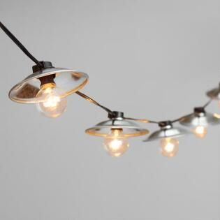 EdisonStyle String Lights Bulbs Lights and Industrial