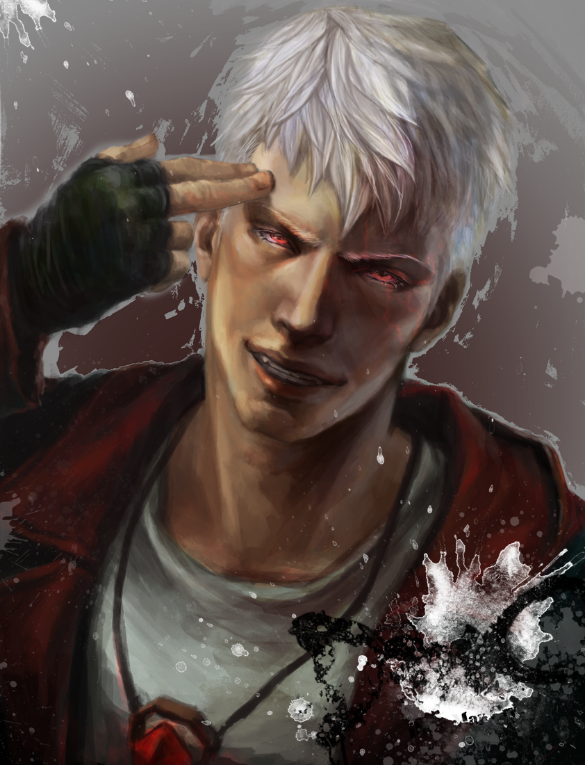 Face your demons (DmC Dante Male reader x RWBY) - Chapter 4