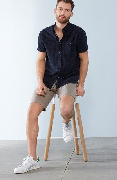 brand new 95af4 f8546 Ted Baker London Sport Shirt & Shorts | Men fashions in 2019 ...