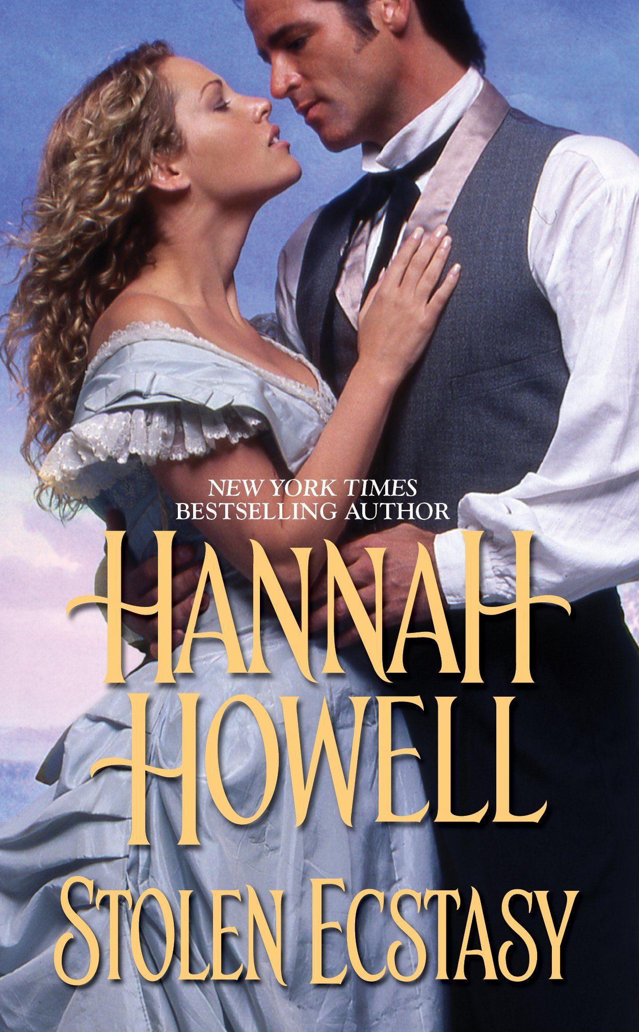 Hannah Howell - Stolen Ecstasy