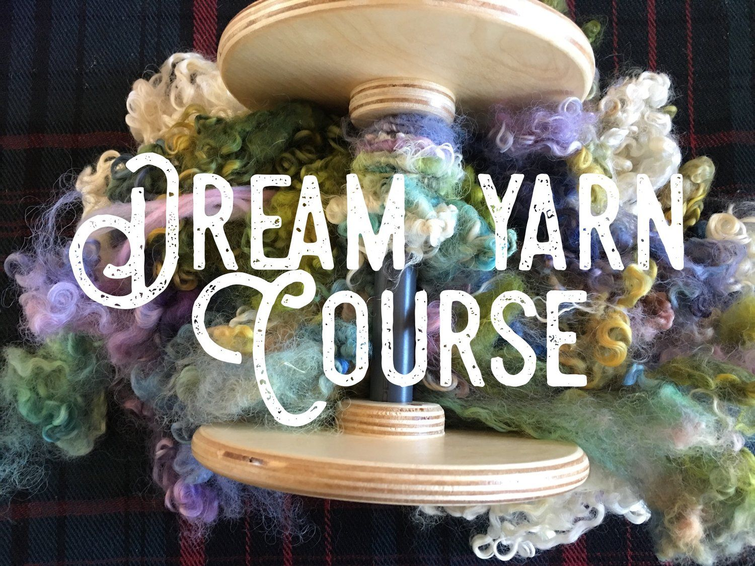 Learn to spin your own yarn with confidence and creativity