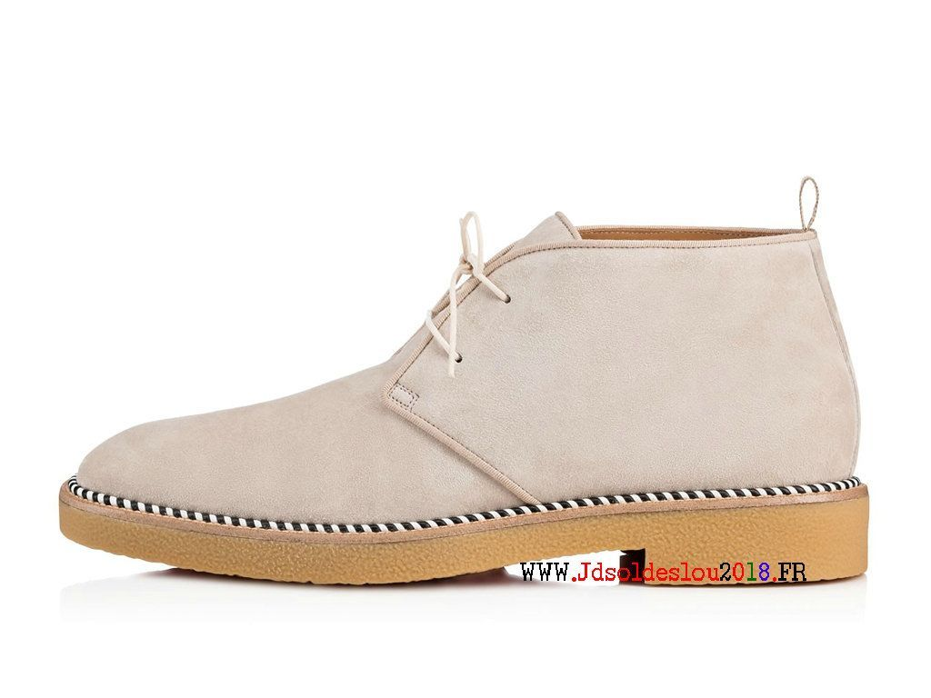 bottes #bouts #Chaussures #Christian #daim #louboutin