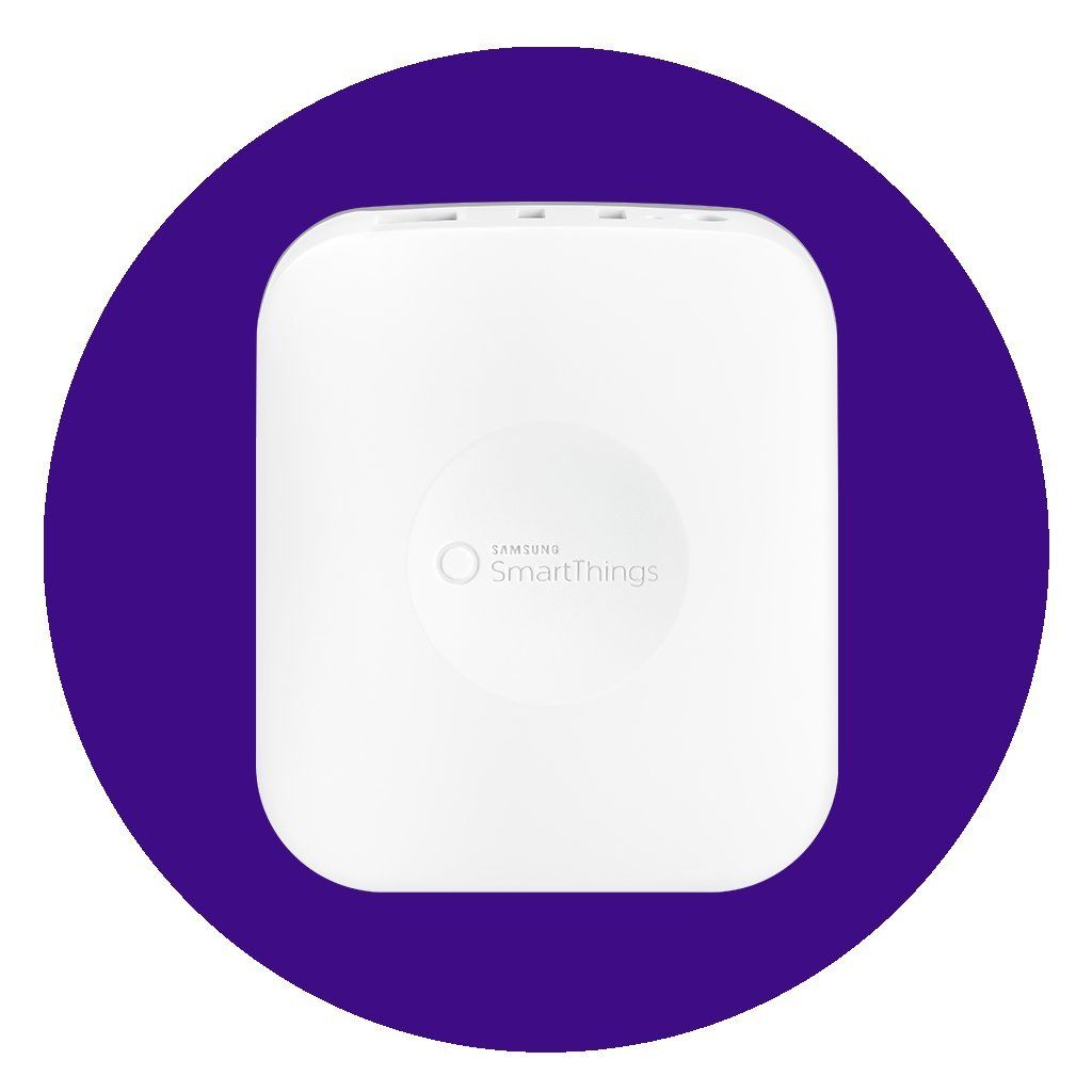 Samsung SmartThings Smart Home Hub *** Learn more by