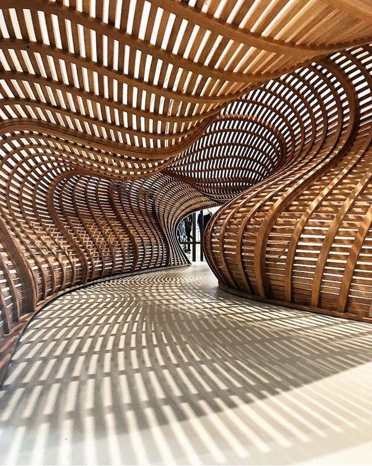 Coole, innovative Architektur, wenn sie am besten ist. - Liebe Always Immer schön! #beautifularchitecture
