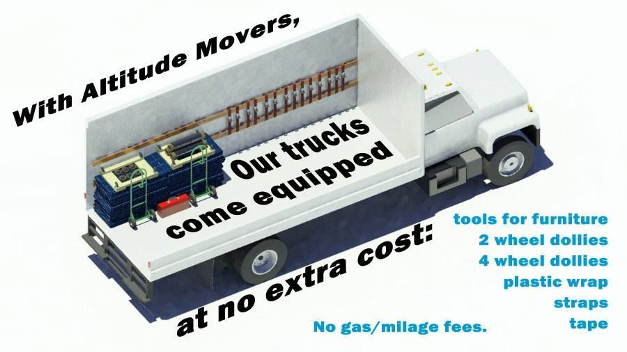 Need movers but no truck