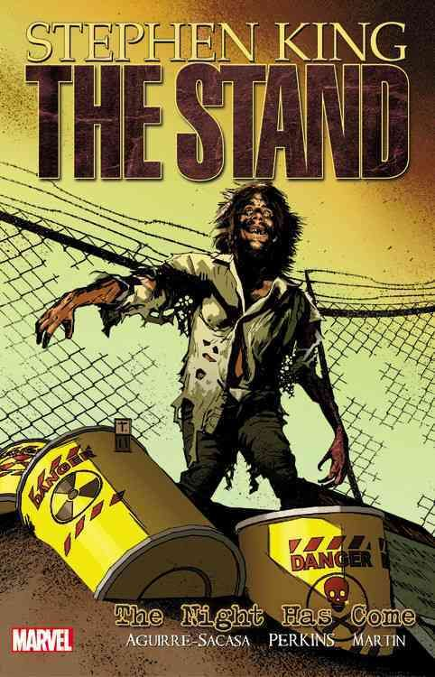 Stephen King S The Stand 6 The Night Has Come Paperback Overstock Com Shopping The Best Deals On Stephen King Stephen King Books The Stand Stephen King