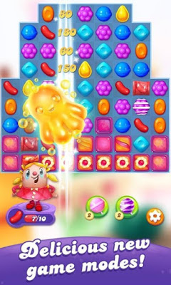 Candy Crush Friends Saga apk mod download for android