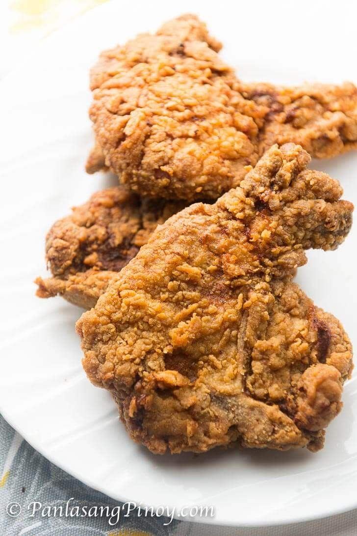 Deep Fried Breaded Pork Chops Panlasang Pinoy Recipe Breaded Pork Chops Fried Pork Chops Pork Chop Recipes