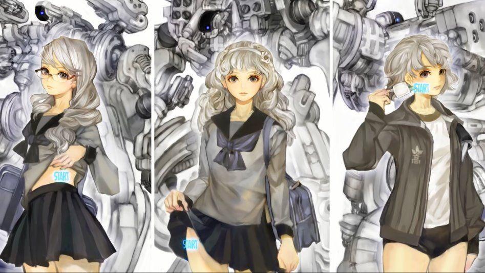 pin de 세영 차 en 카미타니 조지 george kamitani chica anime juegos anime