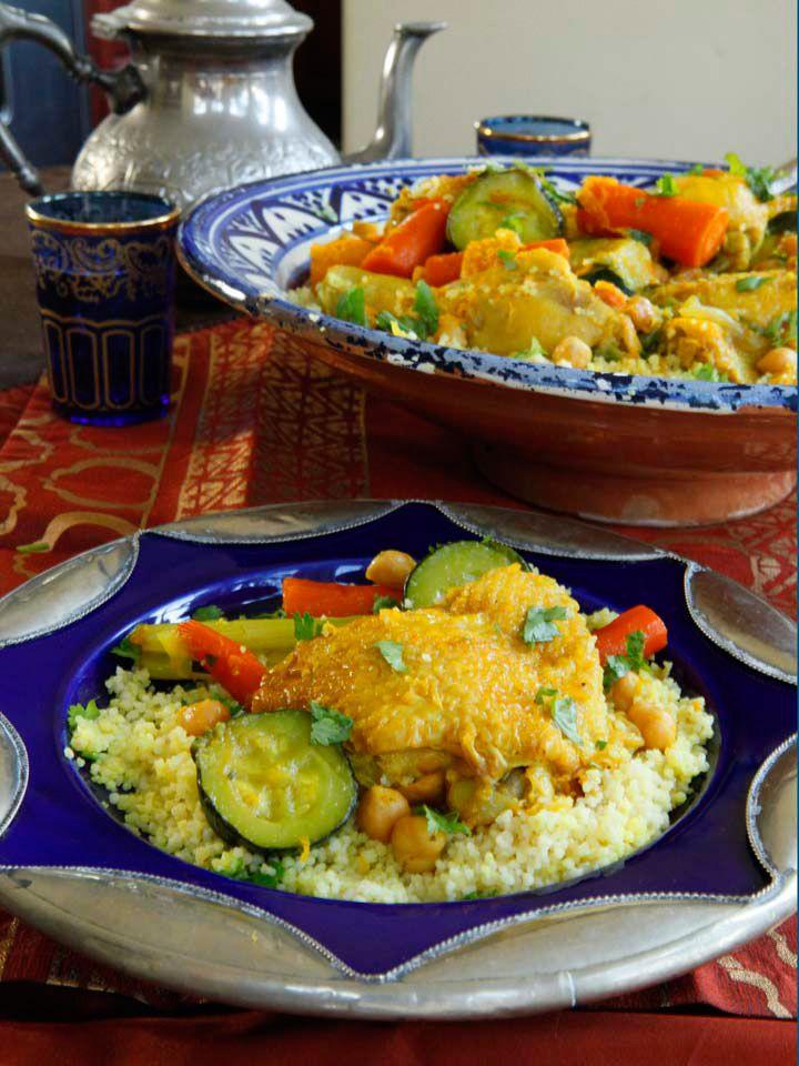 Chicken couscous recipe couscous healthy vegetable couscous and chicken couscous sisterspd