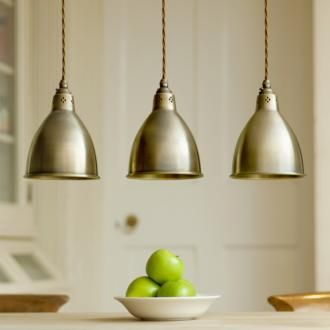 pendant kitchen lighting. barbican kitchen pendant light made by jim lawrence lighting
