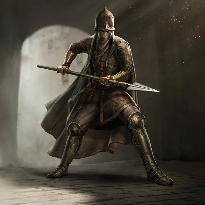 Game of Thrones Gold Cloak Guard (With images) Game of