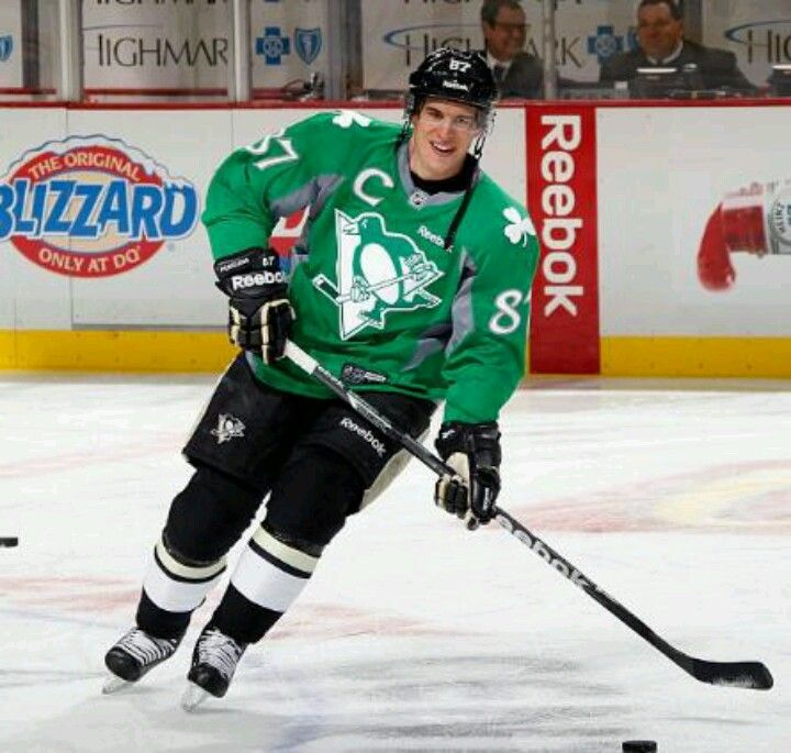 official photos 3a603 6b70a Happy St Patrick's day from the best hockey player in the ...