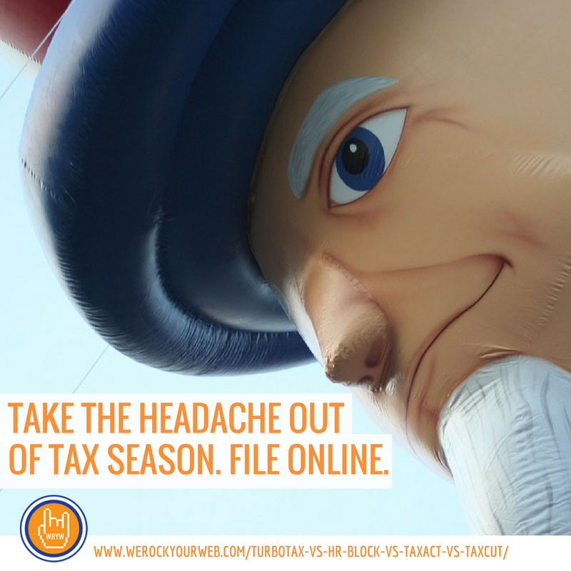 Why leave your home to file your taxes? File online. It's simple, fast & secure