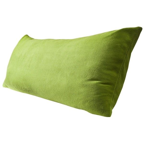 Target Body Pillow Cover Room Essentials® Plush Body Pillow Cover  Green  Target $999