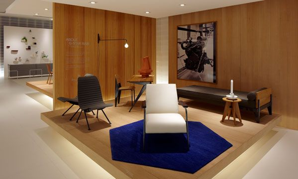 New vitra products at the salone internazionale del mobile for Designklassiker mobel