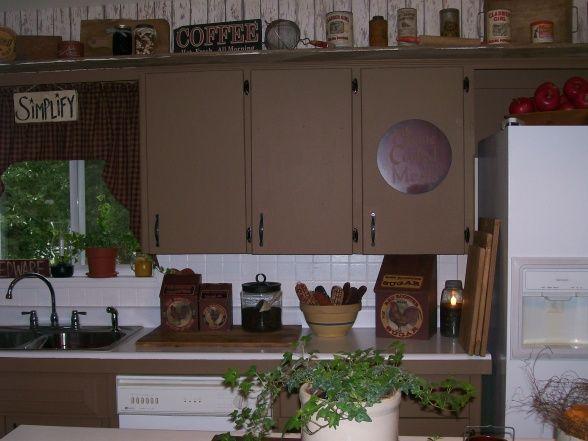 country primitive kitchen ideas | Primitive Country Kitchen - Kitchen Designs - Decorating Ideas - HGTV ...