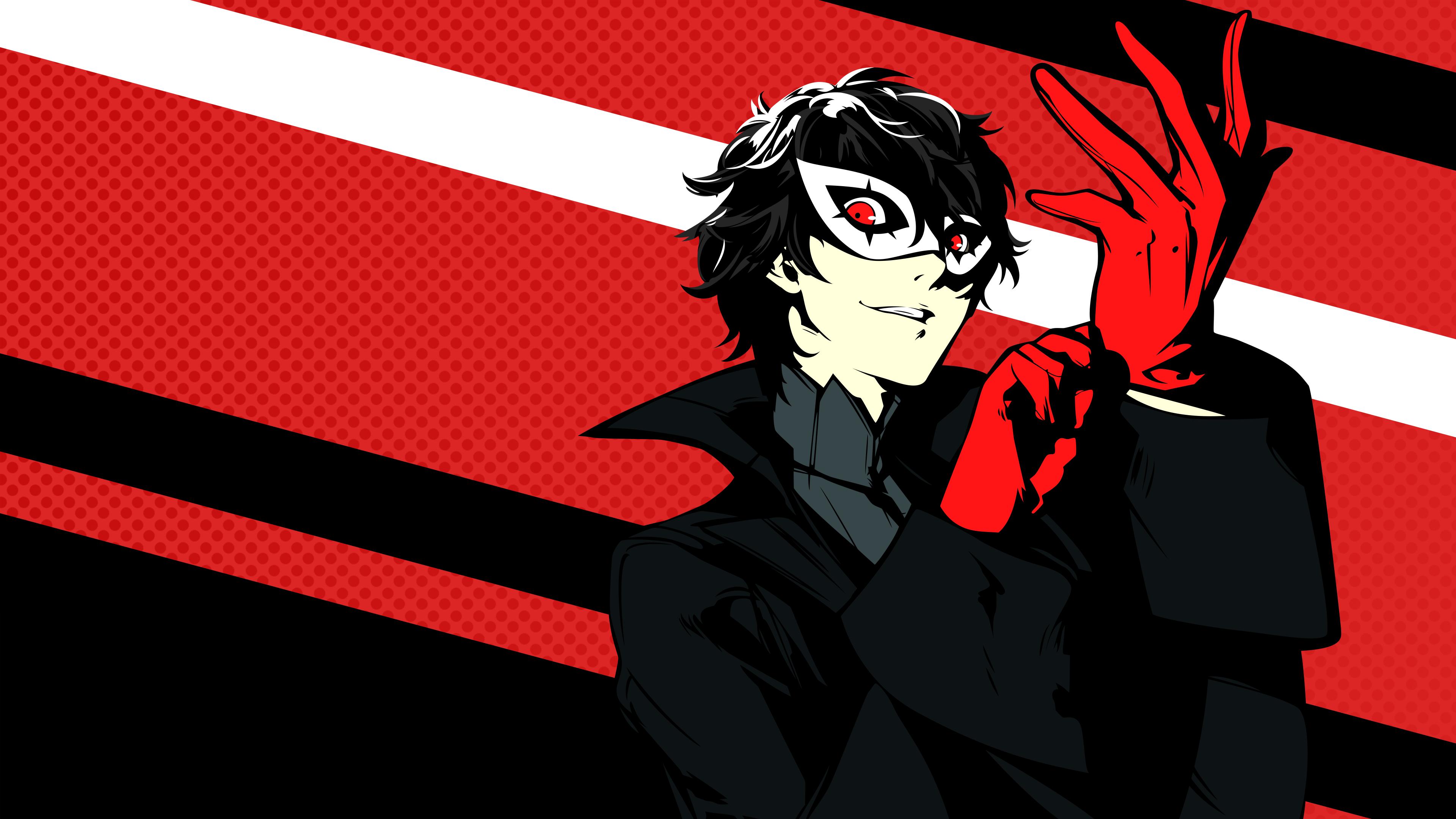 Joker Wallpaper By Dekodere On Deviantart Persona 5 Joker Persona 5 Anime Joker Wallpapers