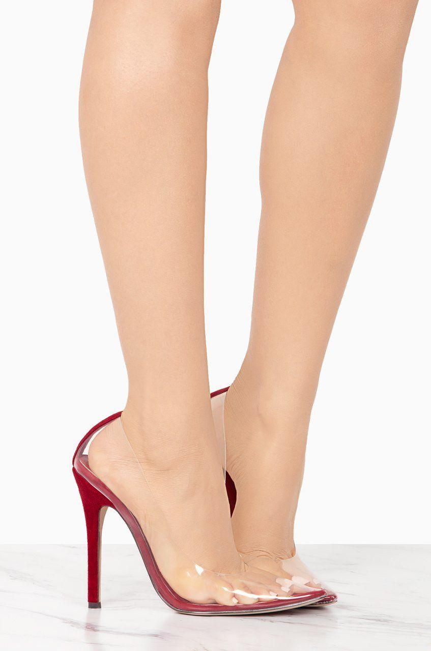 Delirium red suede heels stiletto heels fashion heels