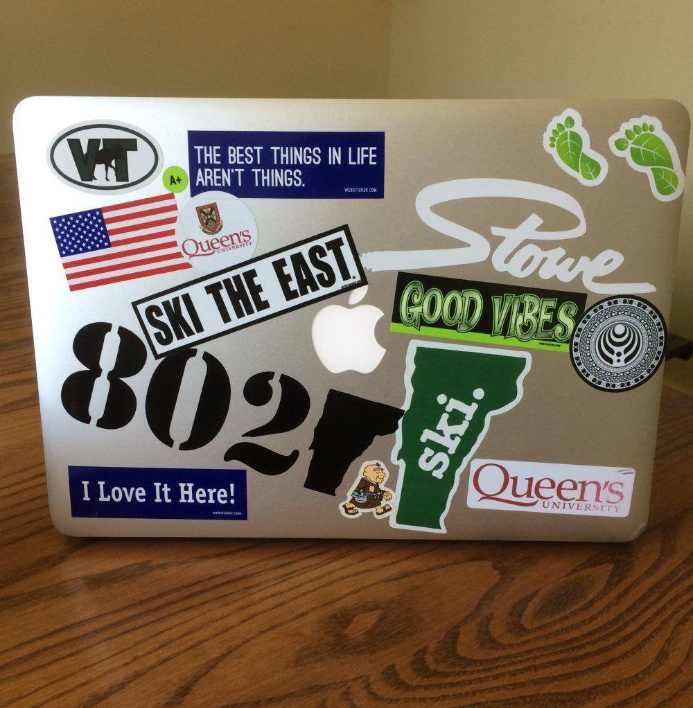 Custom laptop stickers stickers for laptops websticker