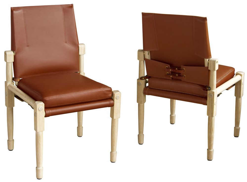 Armless Chatwin Dining Chair Richard Wrightman Design Dining Chairs Chair Dining