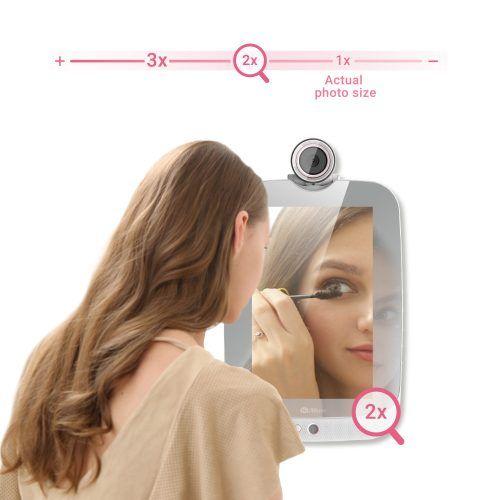 Smart Beauty Mirror Moneual The Smart Beauty Mirror Is An: A Smart Beauty Mirror (With Images)