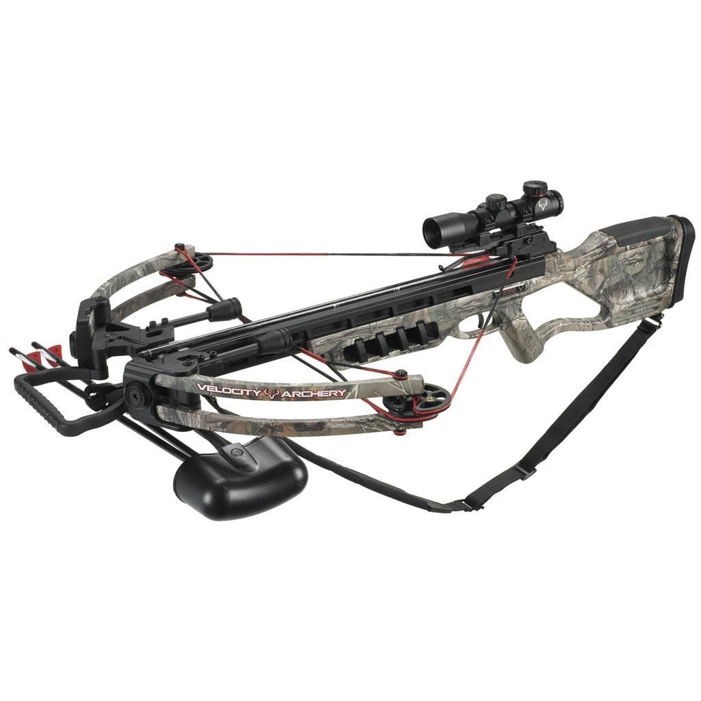 Velocity Raven Crossbow Package Crossbow hunting