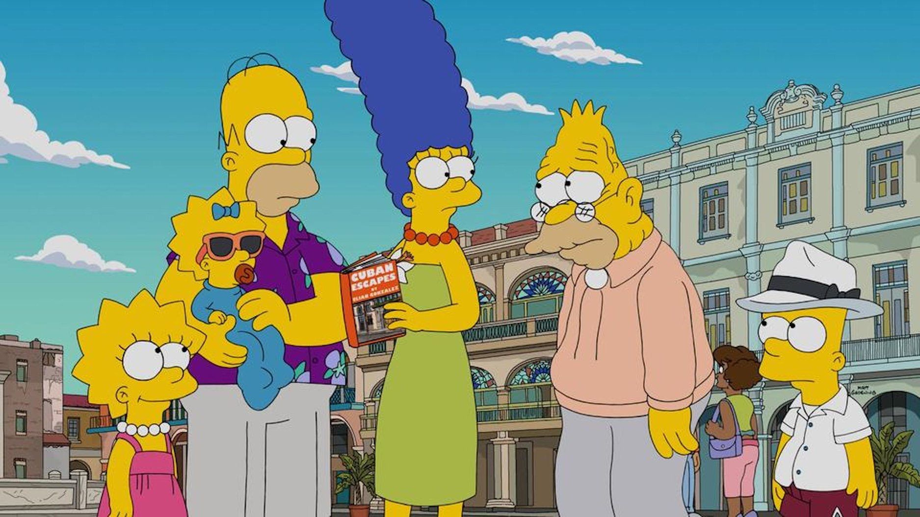 Pin de Sergio Andrés en The Simpsons en 2020 Los simpson