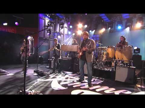 Zac Brown Band Performs Quot Uncaged Quot On Jimmy Kimmel With