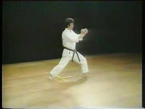 Bassai Dai Shotokan Karate Youtube With Images Shotokan