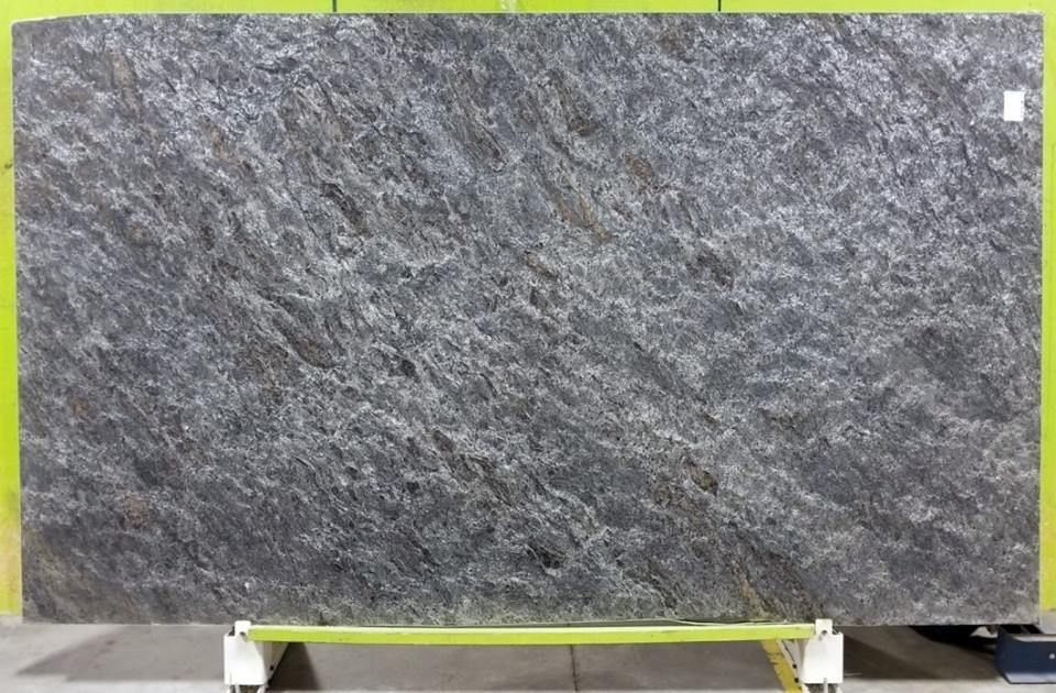 We Just Received A New Shipment Of Metallic Granite With A Leather