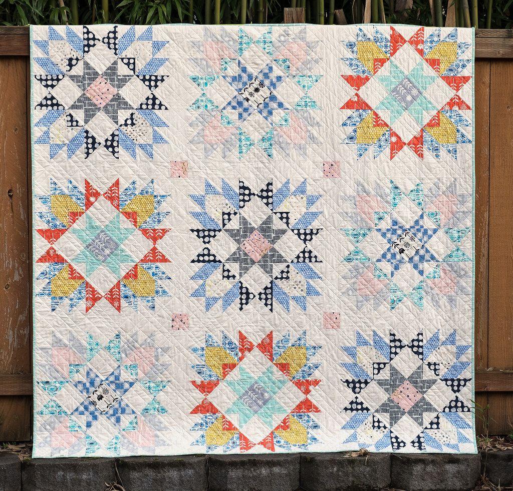 Sienna Quilt  Kitchen Table Quilting  Quilt patterns, Quilts