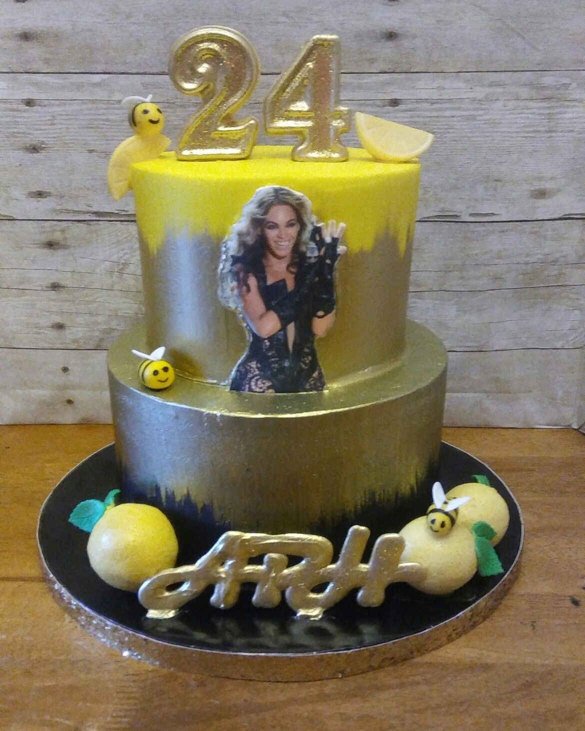 Outstanding Beyonce Inspired Birthday All2Scrumptious Beyonce Birthday Personalised Birthday Cards Cominlily Jamesorg