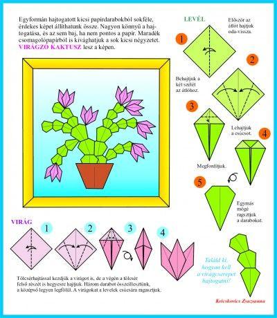 Origami Plant Diagrams Radio Wiring Diagram