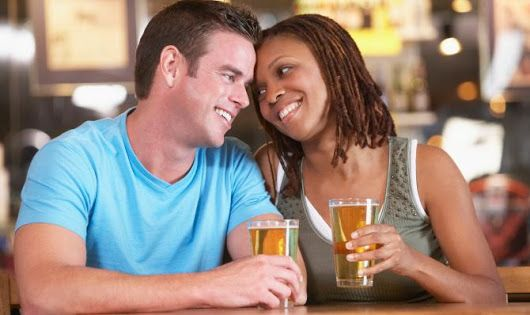 What are the chances of a white guy dating a black girl